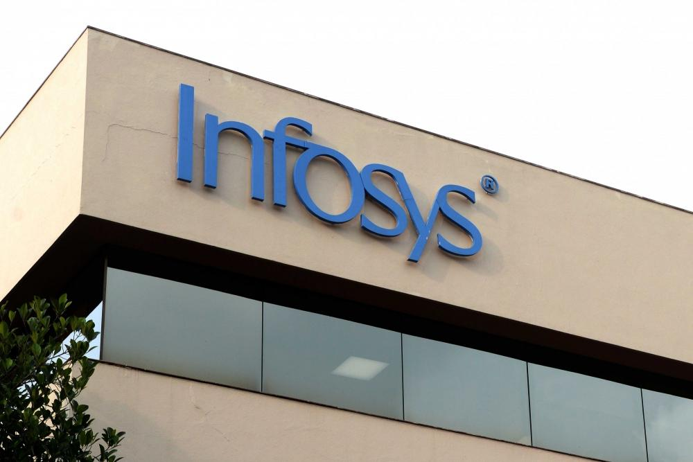The Weekend Leader - Infosys' Q2FY22 YoY consolidated net profit up 11.9%