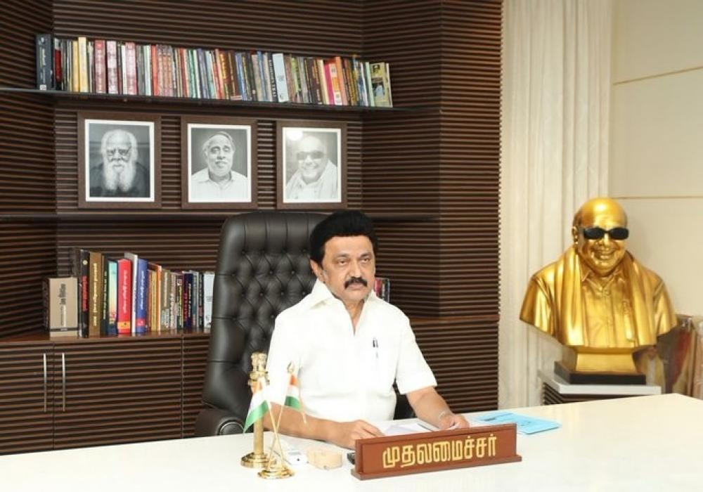 The Weekend Leader - Stalin launches melting of gold ornaments in temples