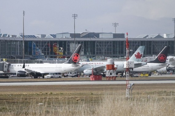The Weekend Leader - Air Canada launches Delhi-Montreal non-stop flights