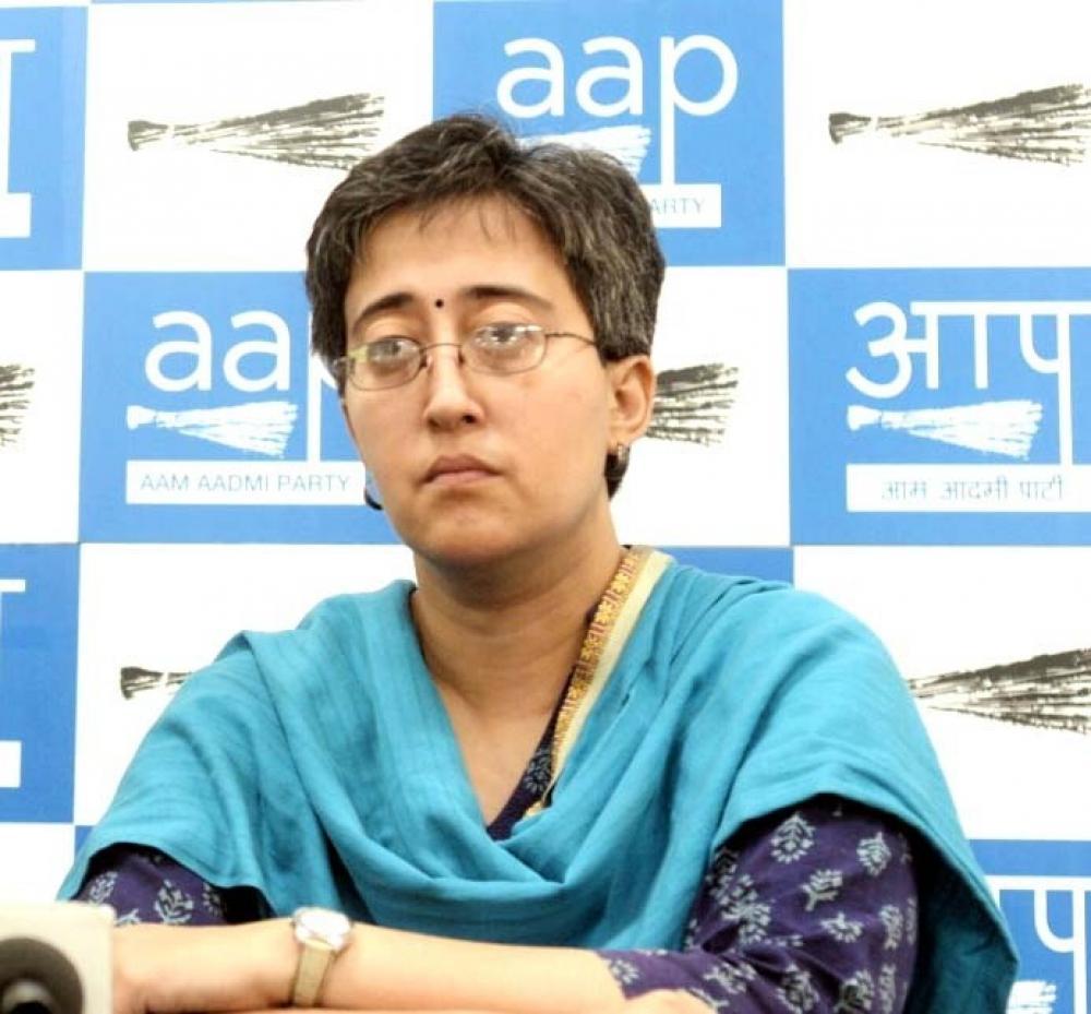 The Weekend Leader - Delhi eyes fresh vaccine stock, 20% of 18-44 get jabs: Atishi