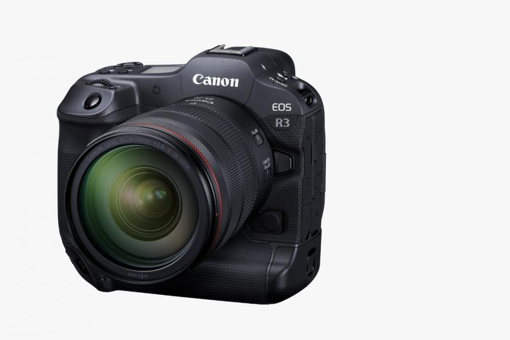 The Weekend Leader - Canon launches new camera in India at Rs 4,99,995