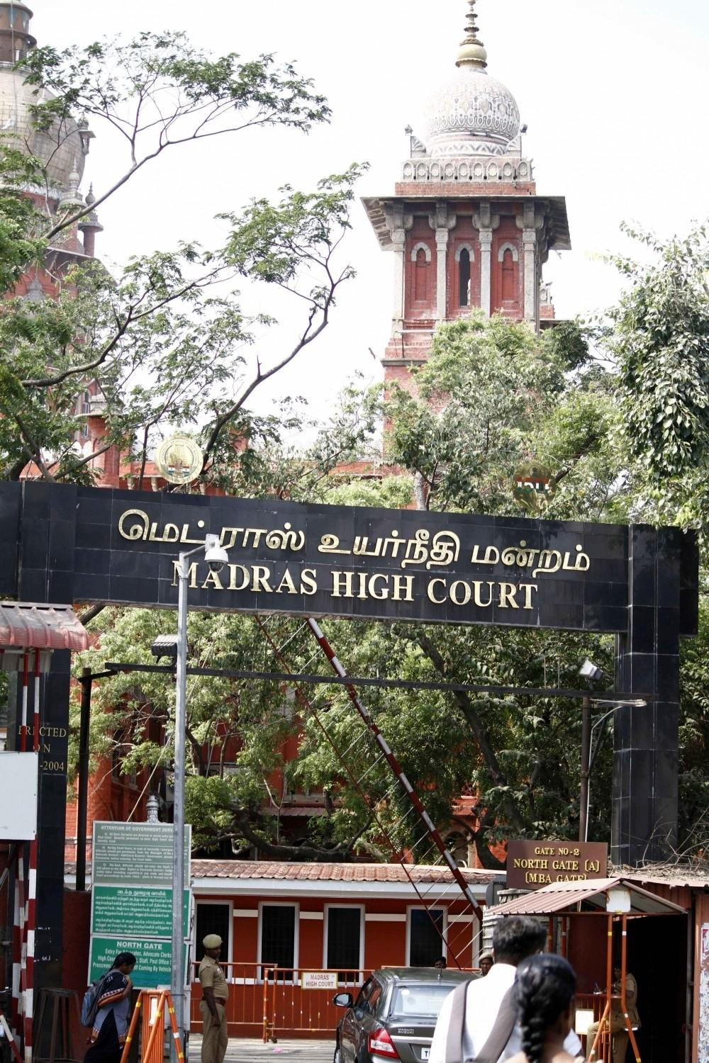 The Weekend Leader - Madras HC notice to Centre on plea for restoring education to state list