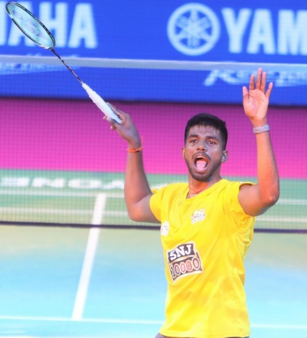 The Weekend Leader - Thomas Cup: India lose 1-4 to China; face Denmark in quarters