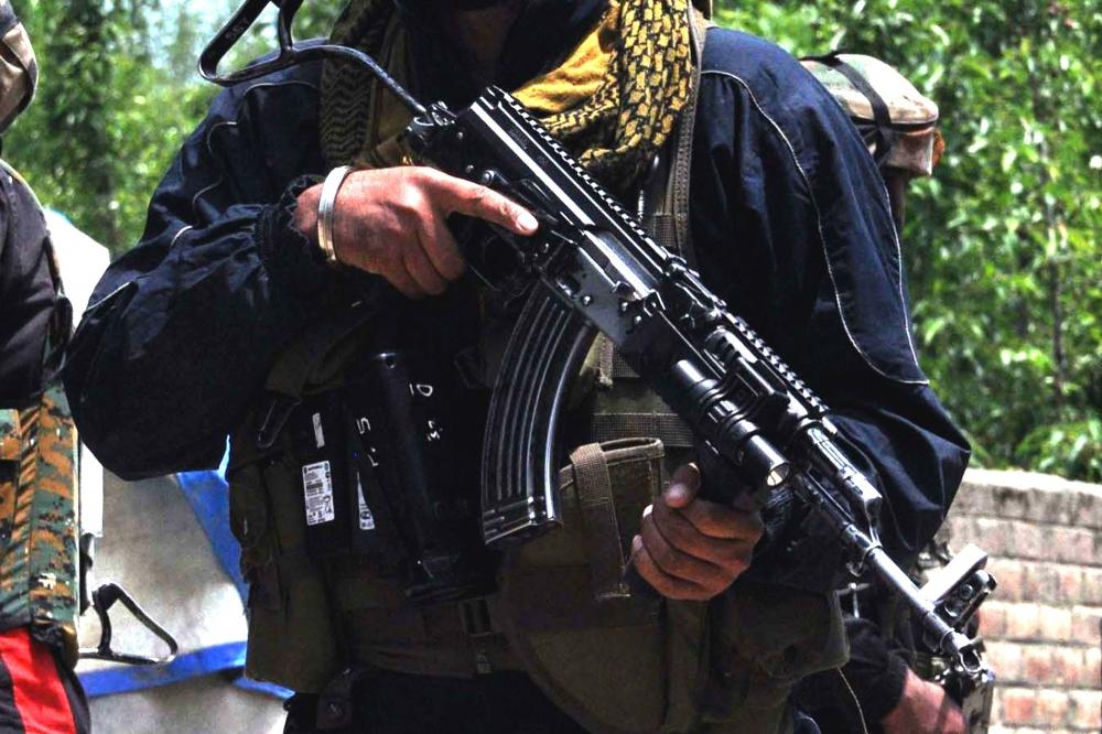 The Weekend Leader - Gunshots during army search operation in J&K's Poonch