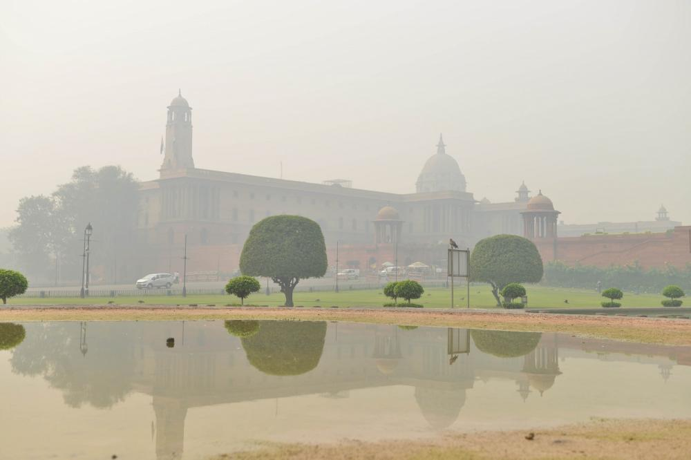 The Weekend Leader - Air Commission lists suggestions to check air pollution in Delhi-NCR