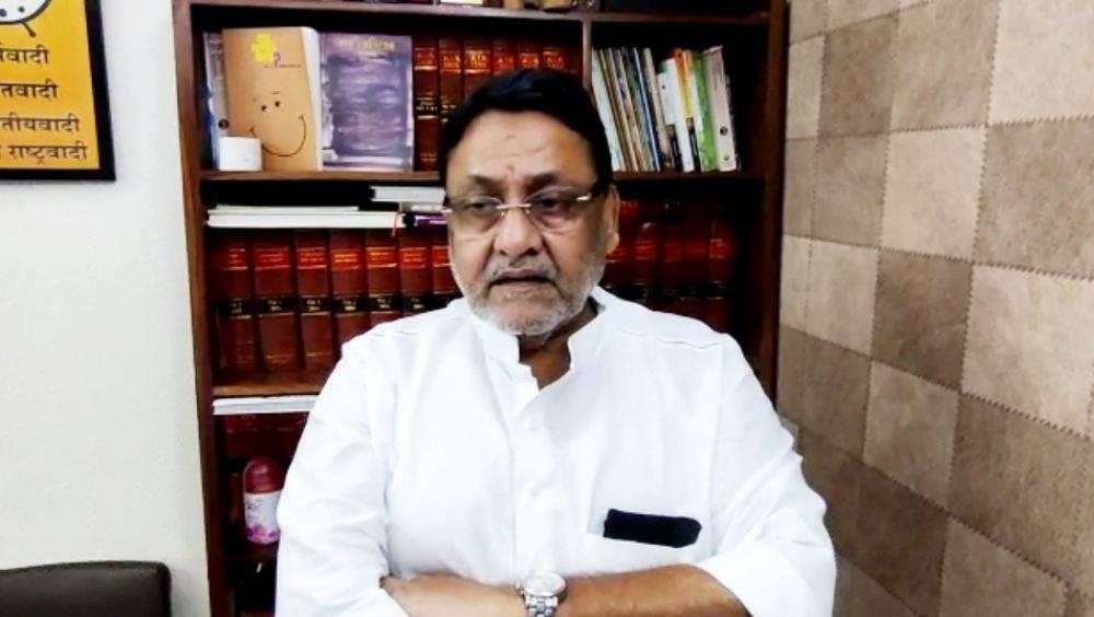 The Weekend Leader - NCP v/s NCB: Maha Minister Malik says agency framed his kin in drug case