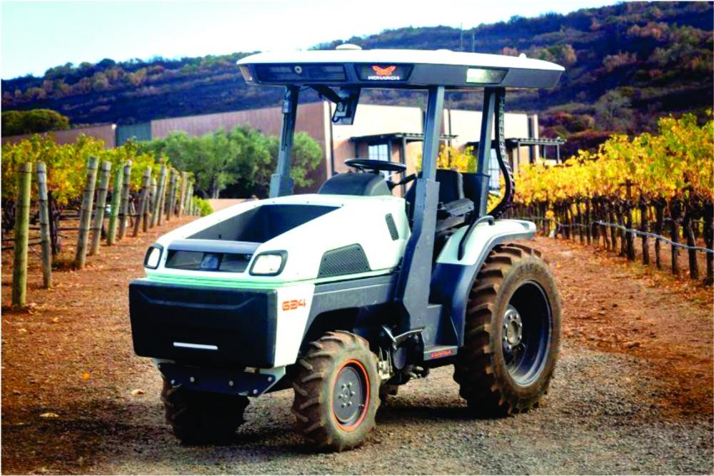 The Weekend Leader - Farm Fortune: Tractors' sales traction to continue in FY22
