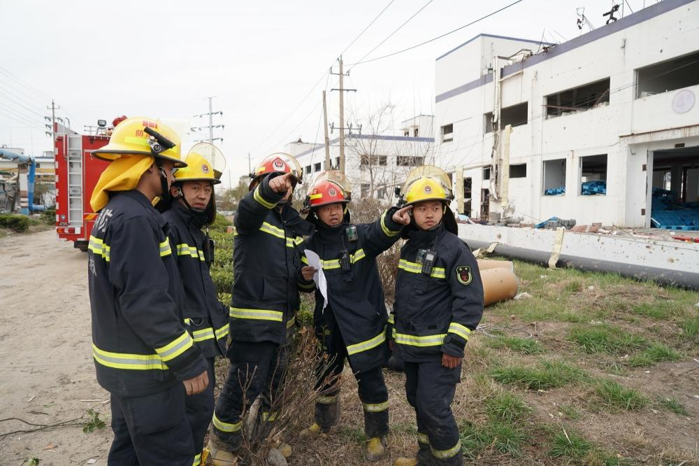 The Weekend Leader - Death toll reaches 25 in China gas explosion