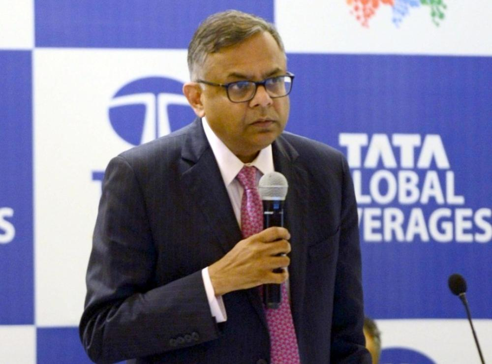 The Weekend Leader - No leadership structural changes on the anvil: Tata Sons Chairman  (18:40)