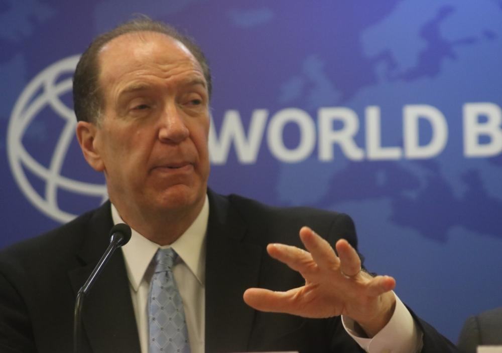 The Weekend Leader - Poorest countries in desperate need of support: World Bank Group President David Malpass said.