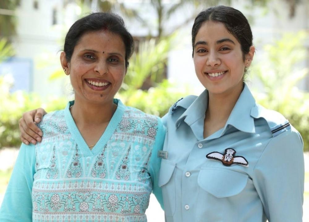 The Weekend Leader - Didn't face any discrimination at IAF, Gunjan Saxena tells HC