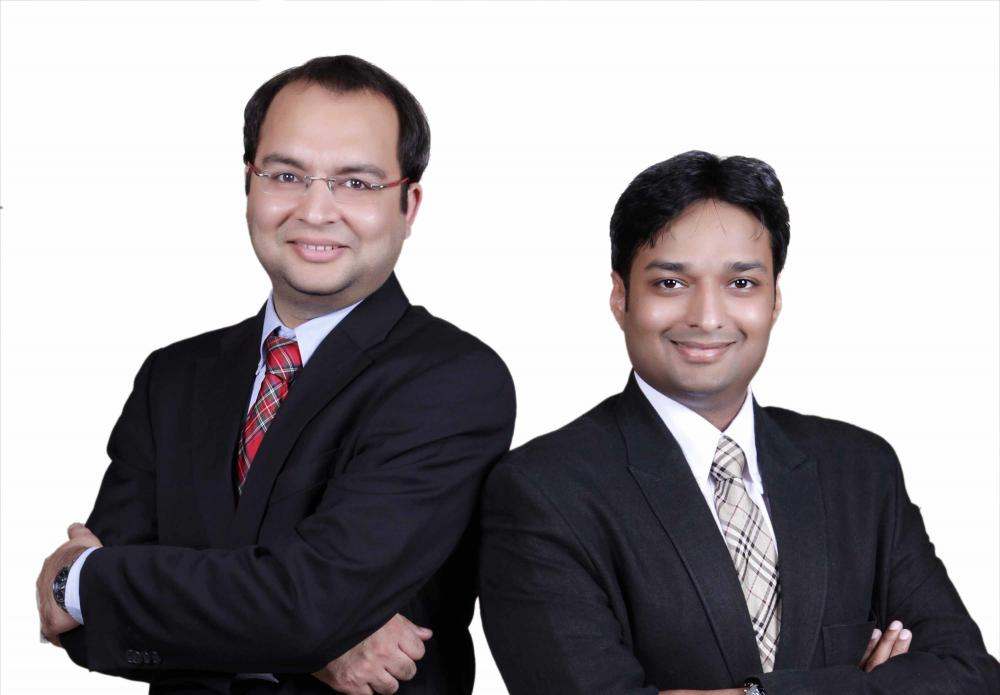 The Weekend Leader - Story of 4700 BC popcorn and its founders Chirag Gupta and Ankur Gupta