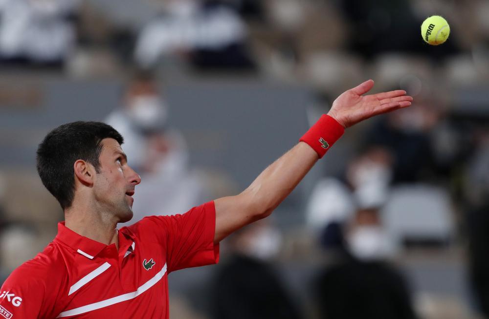 The Weekend Leader - Djokovic falls, Nadal beats Dimitrov at Monte Carlo Masters