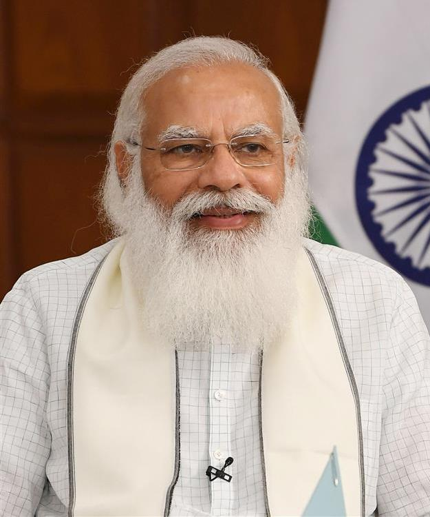 The Weekend Leader - Goa Guv announces aid to 71 orphanages on Modi's 71st birthday eve