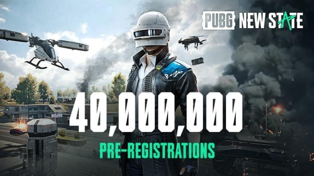 The Weekend Leader - 'PUBG: New State' surpasses 40 mn pre-registrations globally