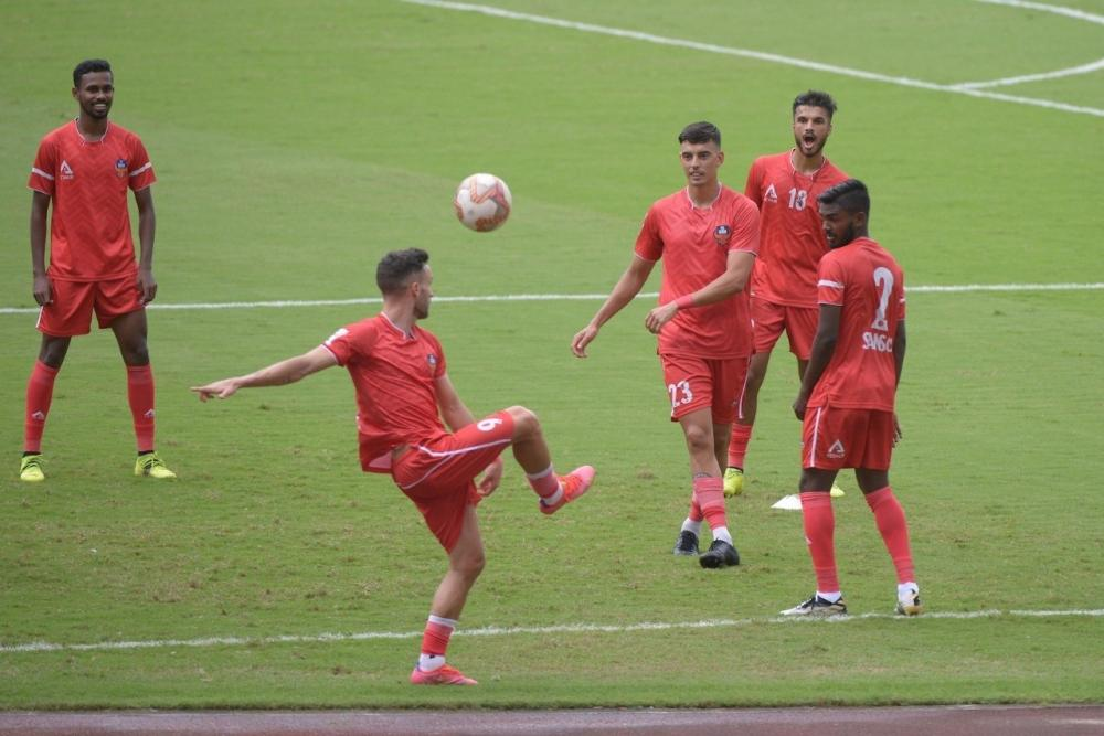 The Weekend Leader - Durand Cup: Jamshedpur FC faces a tough challenge against FC Goa