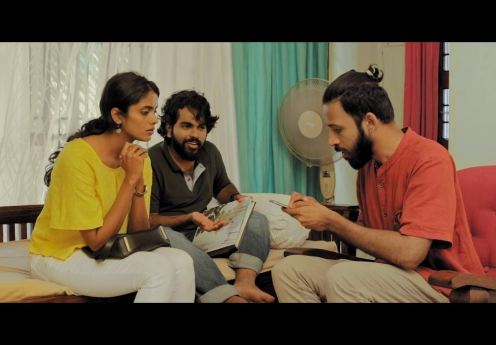 The Weekend Leader - Review of Rajesh Rajamani's short film The Discreet Charm of the Savarnas
