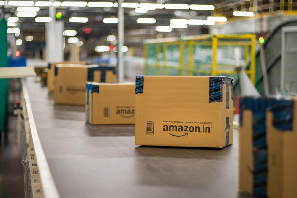 The Weekend Leader - Amazon announces 'exclusive' festive deals for business customers