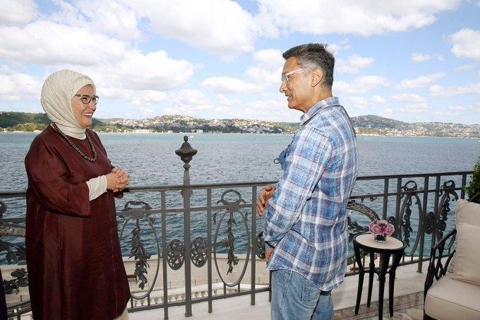 Aamir Khan's meeting with Turkey First Lady draws celeb flak
