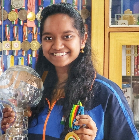 Elavenil, Mane for online Sheikh Russel International Air-Rifle Championship  (17:00)  New Delhi, Oct 17 (IANS)