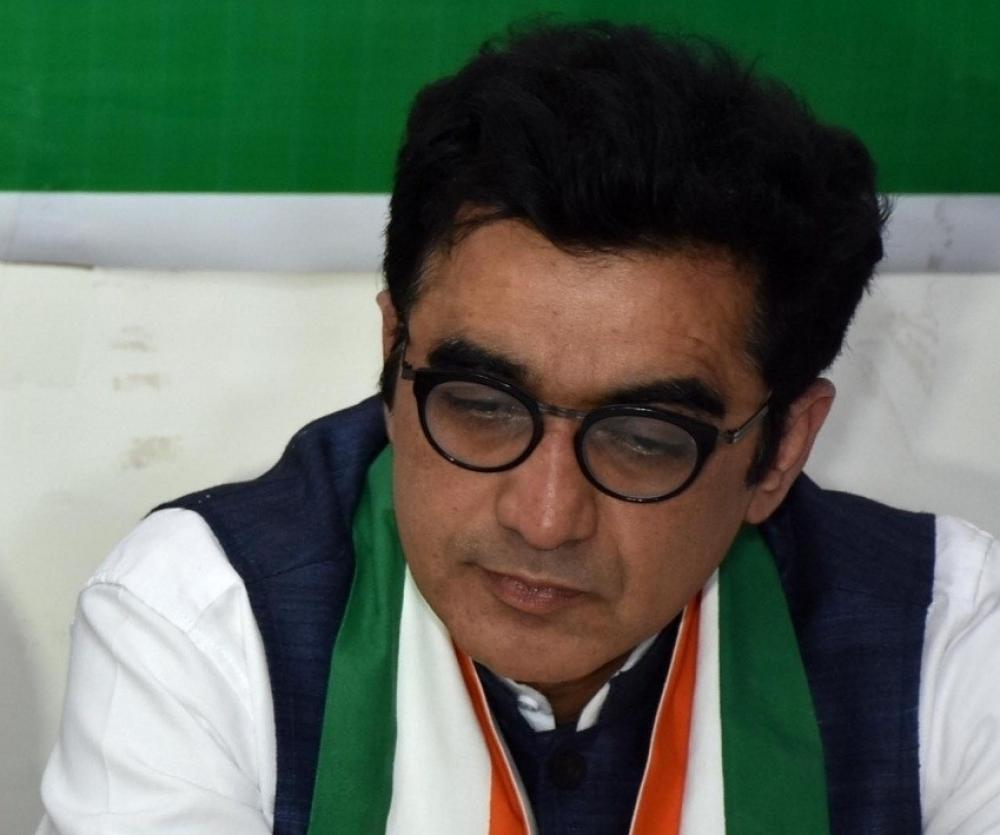 The Weekend Leader - Congress names Ajoy Kumar as in-charge of Sikkim, Nagaland, Tripura
