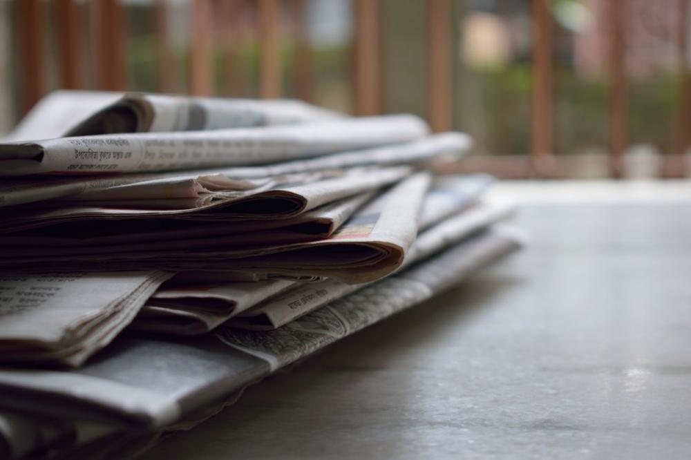 The Weekend Leader - EBITDA margin of Print Media to shrink by 10% in FY21: Ind-Ra