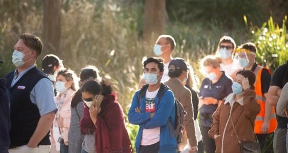 The Weekend Leader - Ending Australian lockdowns at 70% vax rate not prudent