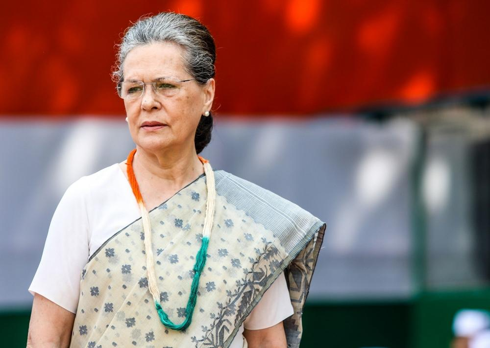 The Weekend Leader - Punjab MLAs authorise Sonia to select new CLP leader