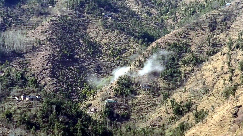 The Weekend Leader - Pak resorts to unprovoked firing, shelling in J&K's Poonch district