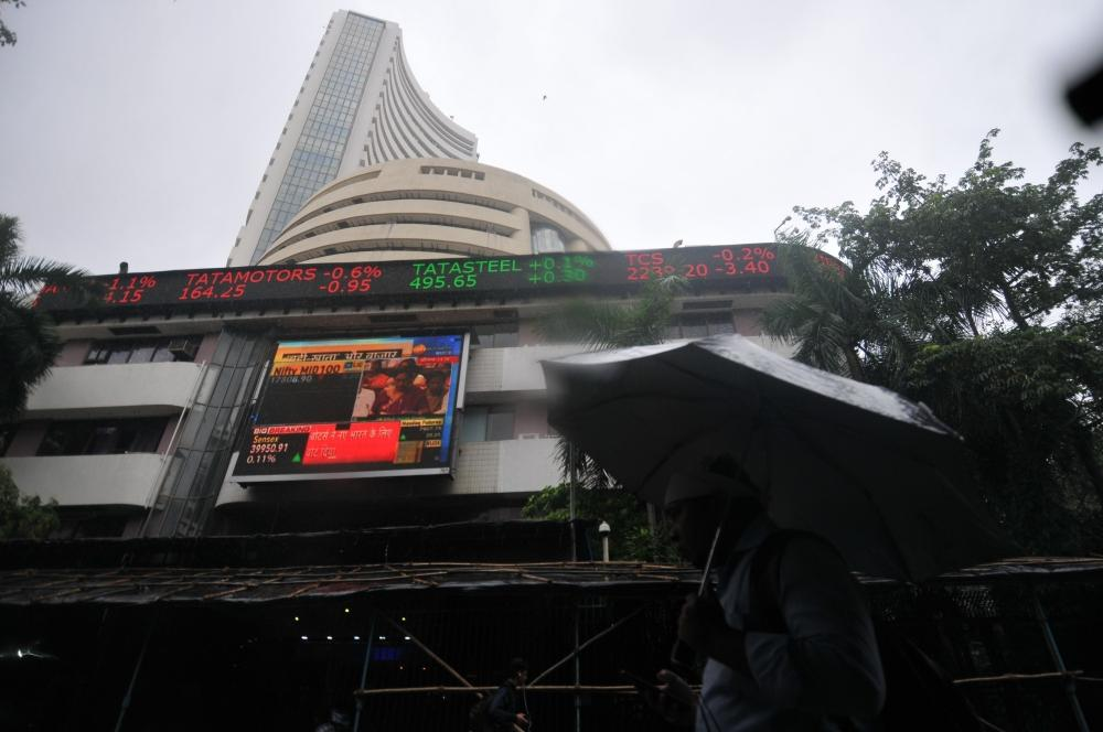 The Weekend Leader - Sharp rebound in markets, Sensex reclaims 44,000 level (Ld)