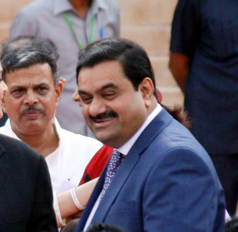 The Weekend Leader - Adani Enterprises signs concession agreement with AAI for 3 airports
