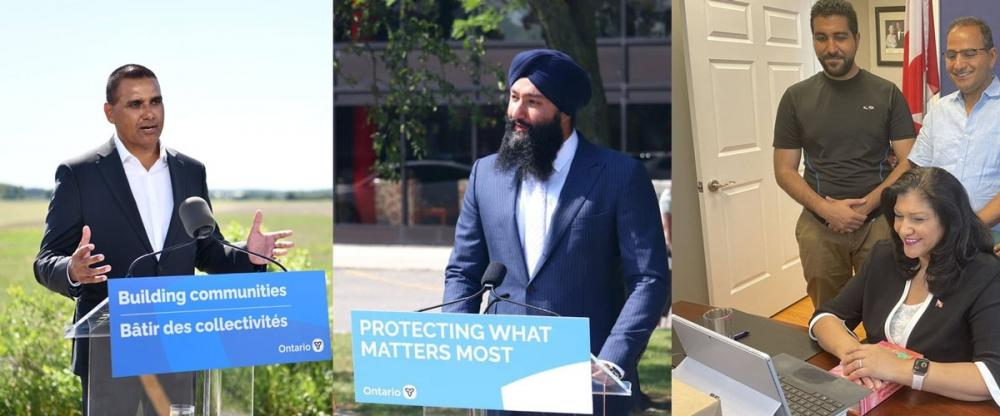 The Weekend Leader - Three Punjabis appointed Ministers in Ontario