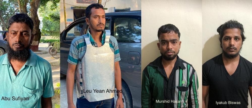 The Weekend Leader - Al-Qaeda men nabbed from Kochi, rented homes during lockdown