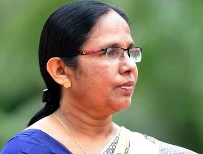 ?Rise in Kerala Covid cases makes Shailaja face reality