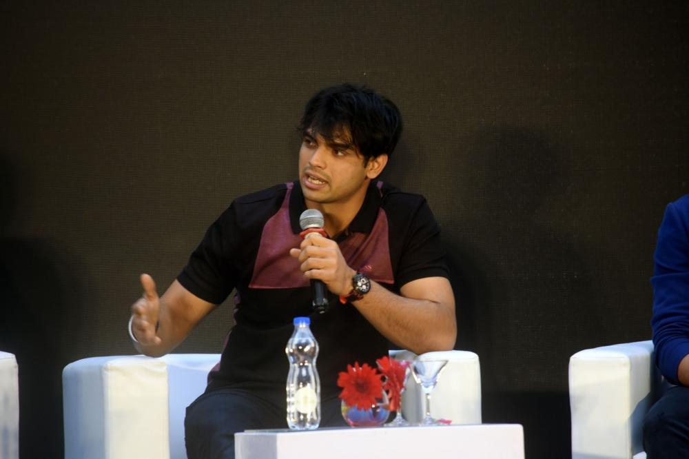 The Weekend Leader - Sehwag leads twitterati cheer for Neeraj Chopra's acting prowess