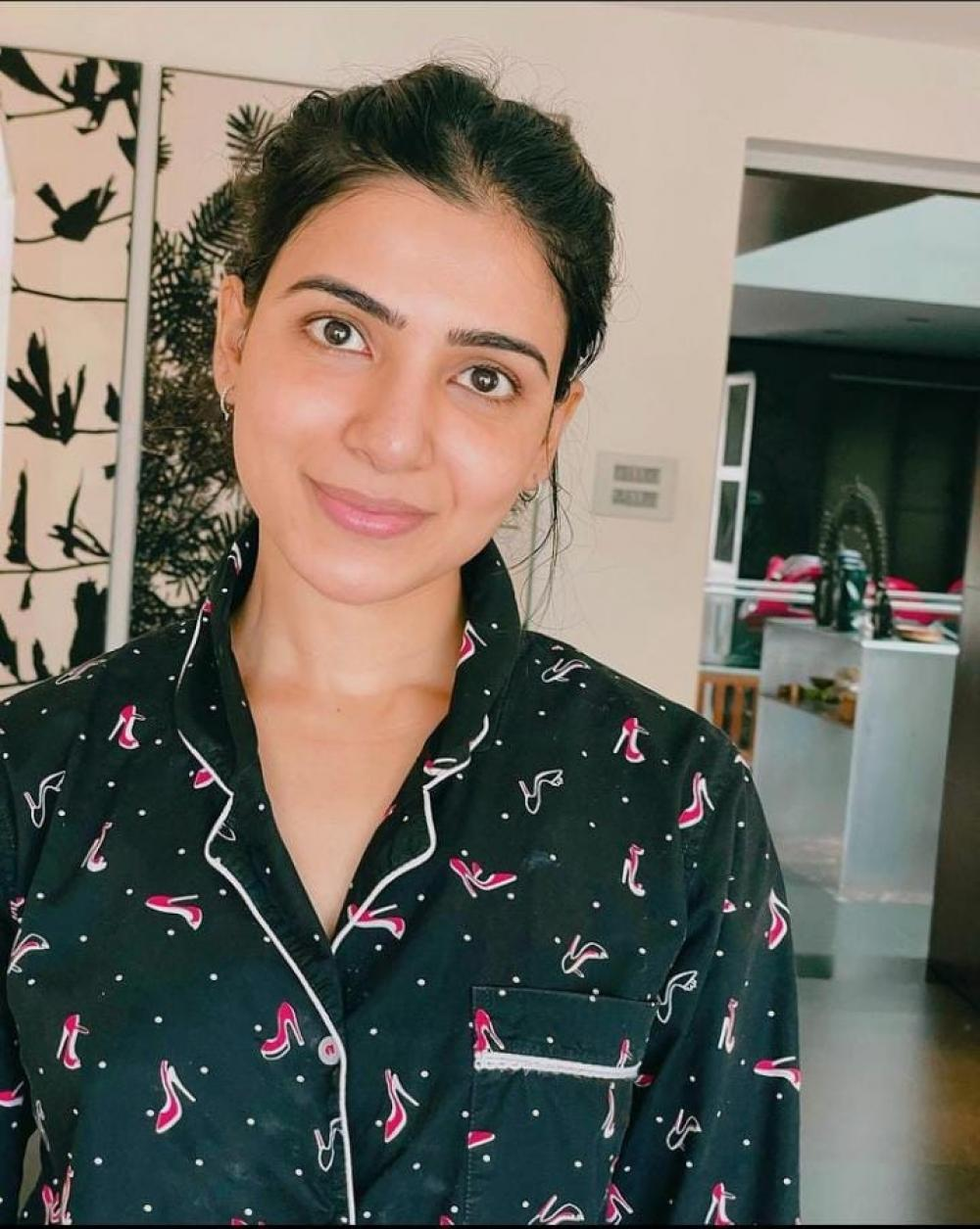 The Weekend Leader - Samantha snaps at reporter when asked about seperation rumours