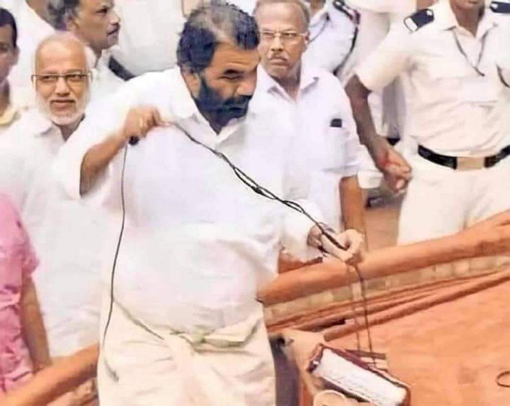 The Weekend Leader - Trolls begin after hearing Sivankutty as new Kerala Edu Minister
