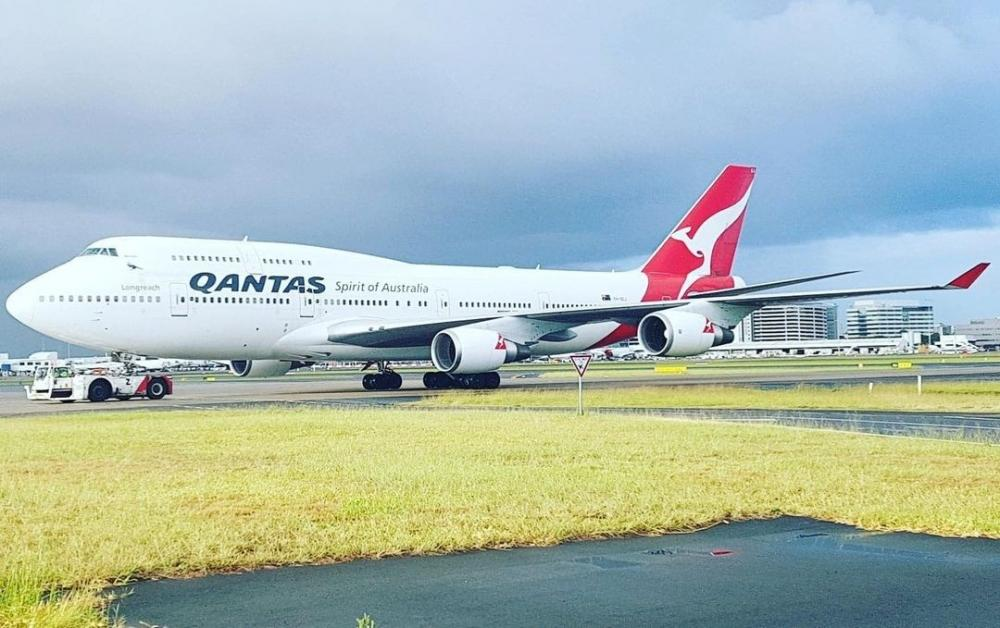 The Weekend Leader - Qantas to shed hundreds of staff