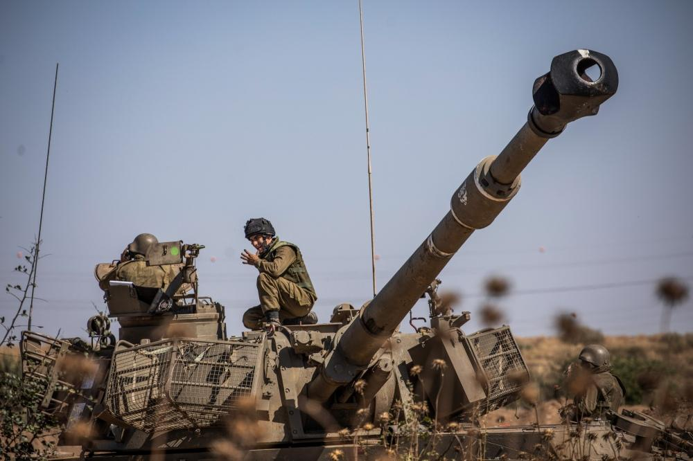 The Weekend Leader - Israel pummels Hamas tunnel system