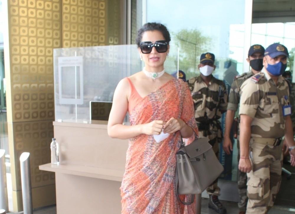 The Weekend Leader - Kangana Ranaut praises Samantha Akkineni in 'The Family Man 2' trailer