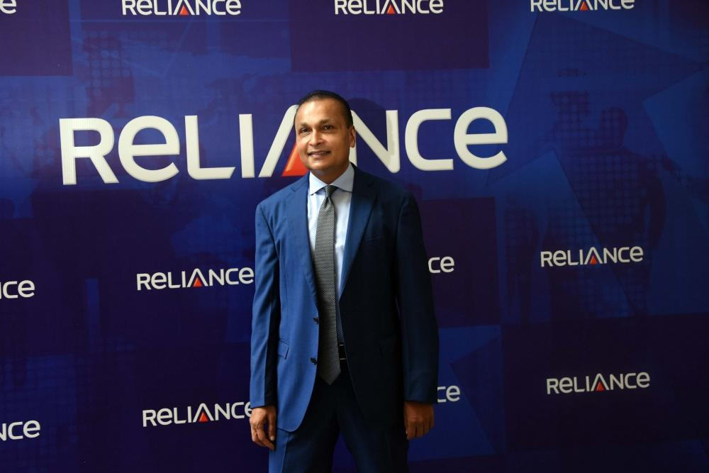 The Weekend Leader - Reliance Group market capitalization surges 1,000% to nearly Rs 8K cr