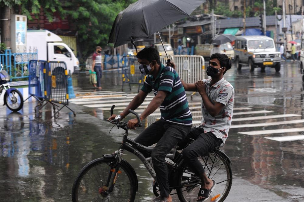 The Weekend Leader - East UP, Bihar may see very heavy rainfall at some places: IMD