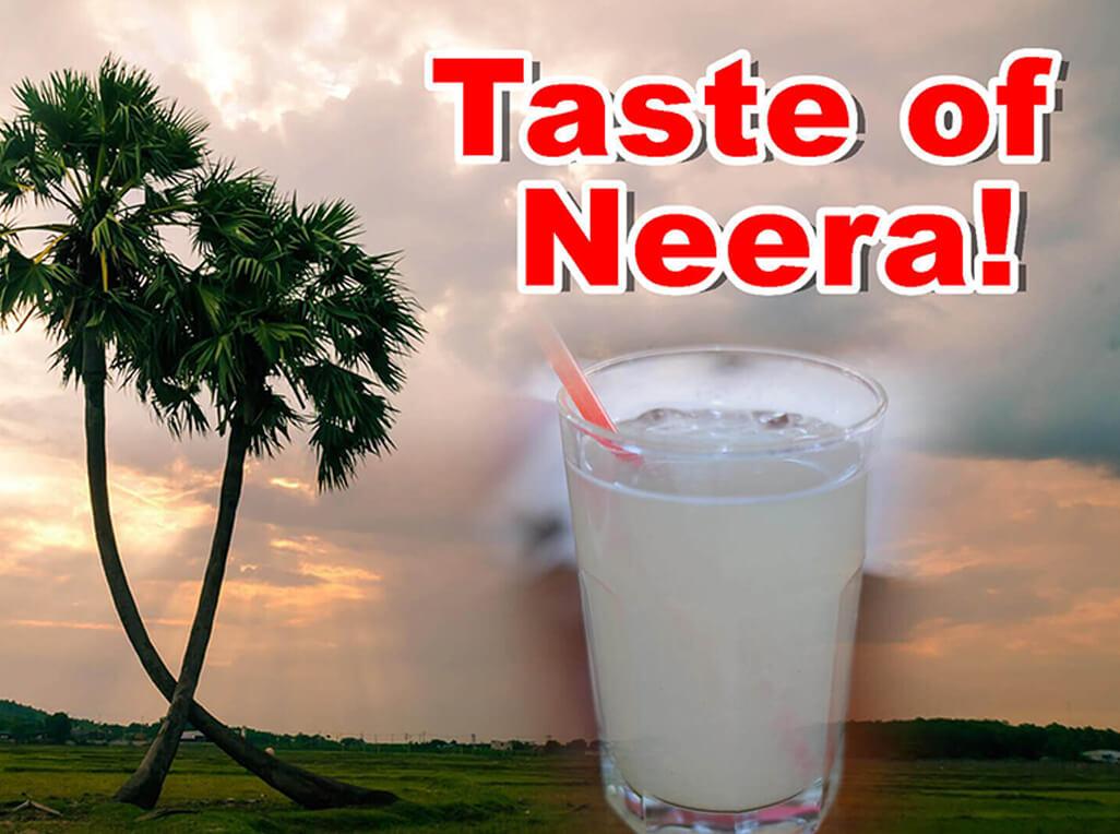 Taste of Neera!