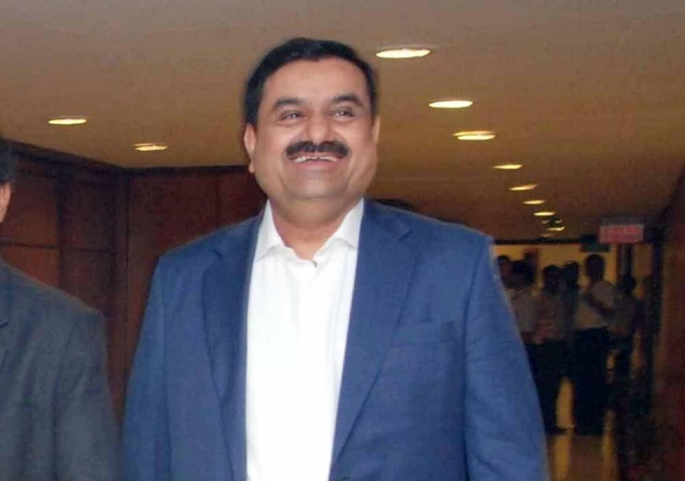 The Weekend Leader - A greater India is visibly an India for Indians: Gautam Adani