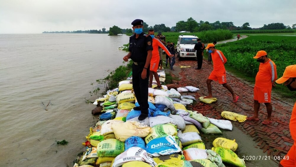 16 NDRF teams deployed in Bihar for flood rescue operations