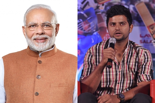 Raina never played for personal glory but India's, says PM Modi  (