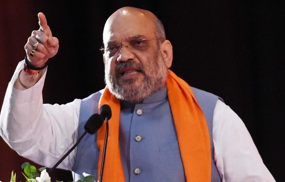 The Weekend Leader - Modi government is synonymous with prosperity: Amit Shah
