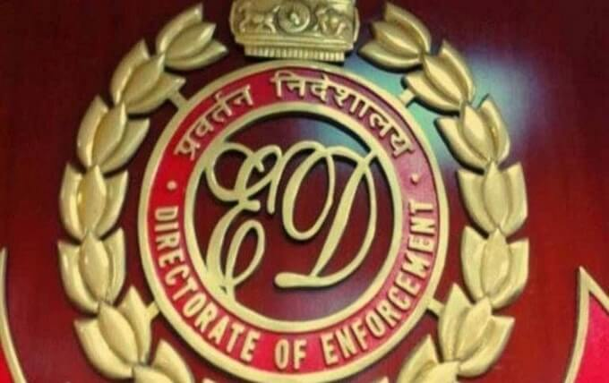ED raids house of Raj CM's brother, Cong questions timing
