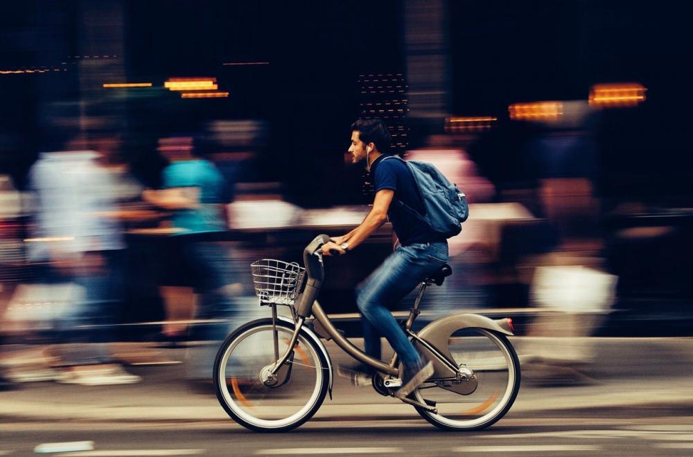 The Weekend Leader - Bicycle sales increase despite Covid blues