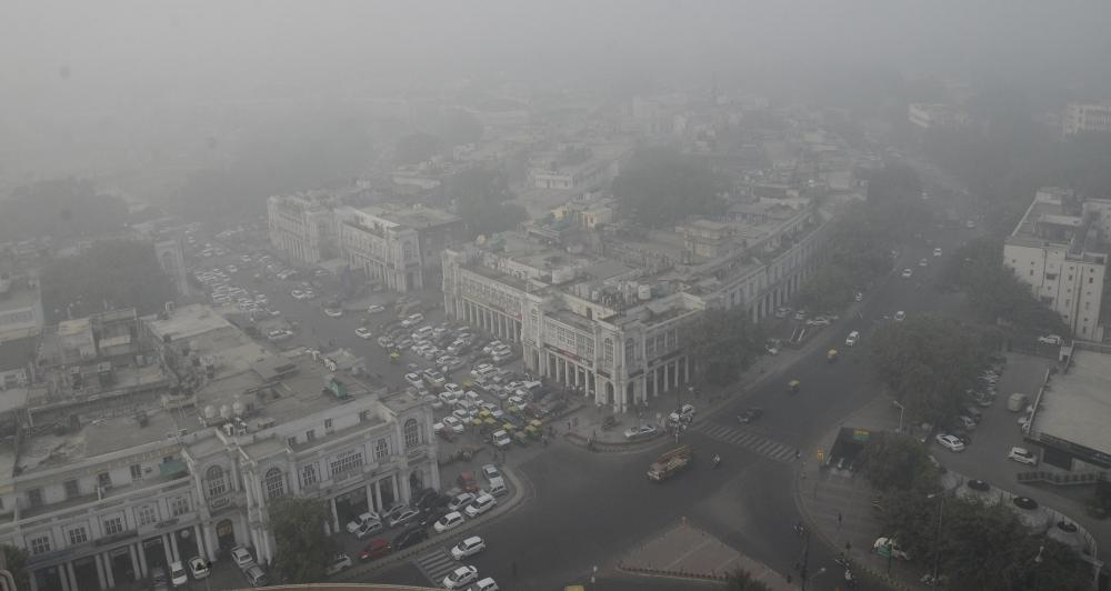 The Weekend Leader - Delhi had highest per-capita economic loss due to air pollution in 2019: Lancet